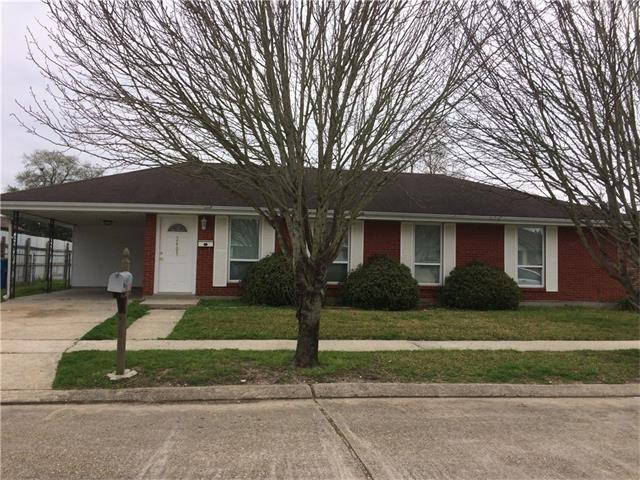 2405 Blanchard Drive, Chalmette, LA 70043 (MLS #2127756) :: The Robin Group of Keller Williams