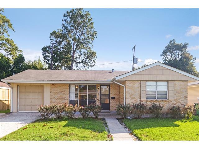 4013 Bissonet Drive, Metairie, LA 70003 (MLS #2127859) :: Turner Real Estate Group