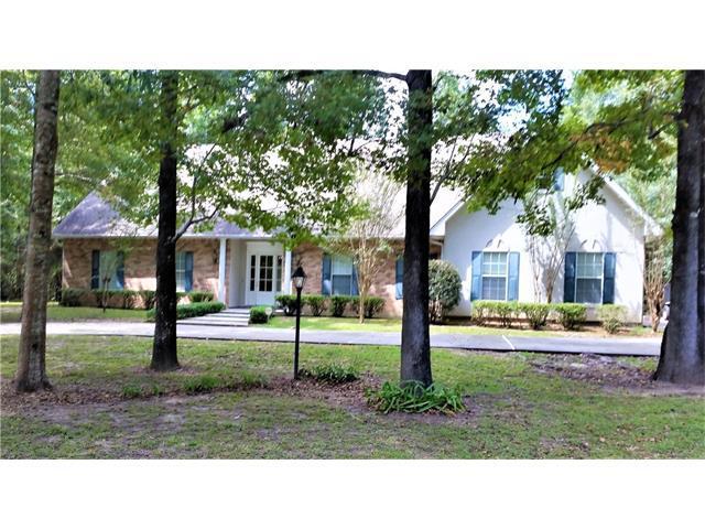 18171 Hosmer Mill Road, Covington, LA 70435 (MLS #2127902) :: Turner Real Estate Group