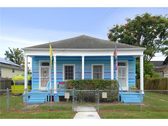 6123 Bienvenue Street, New Orleans, LA 70117 (MLS #2127923) :: Parkway Realty