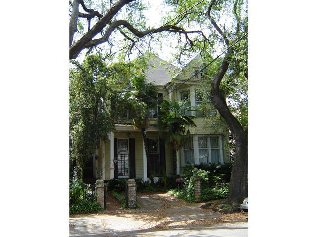 4206 St Charles Avenue, New Orleans, LA 70115 (MLS #2127949) :: Crescent City Living LLC