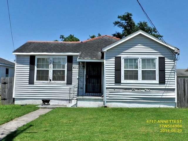 4717 Annette Street, New Orleans, LA 70122 (MLS #2127978) :: Parkway Realty