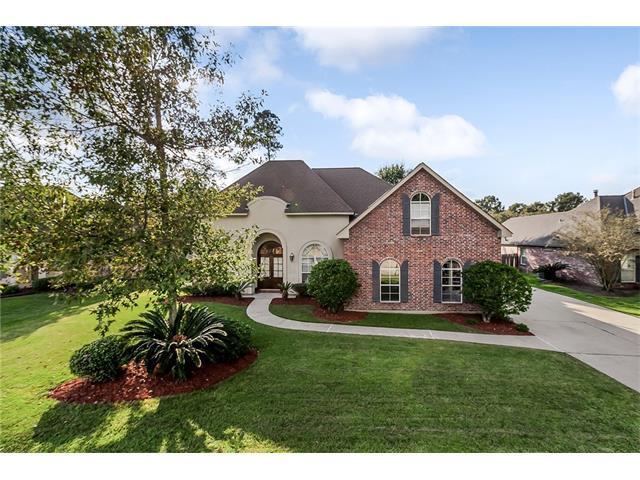 880 Sweet Bay Drive, Mandeville, LA 70448 (MLS #2128145) :: Turner Real Estate Group