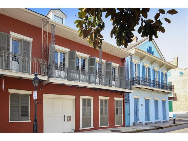 1233 Bourbon Street #1233, New Orleans, LA 70116 (MLS #2128146) :: Crescent City Living LLC