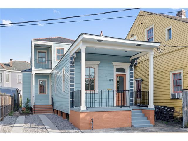 735 Port Street, New Orleans, LA 70117 (MLS #2128176) :: Turner Real Estate Group