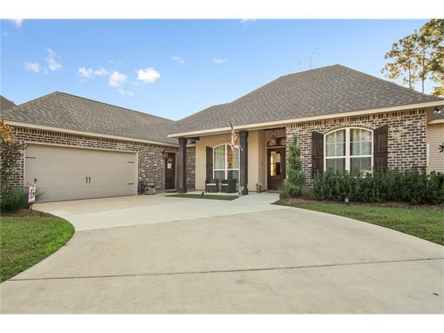 39721 Gunnison Court, Ponchatoula, LA 70454 (MLS #2128319) :: Turner Real Estate Group