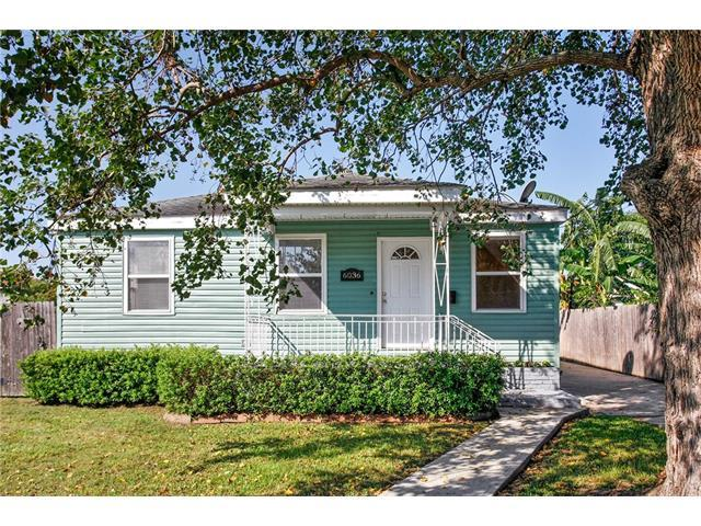 6036 Wingate Drive, New Orleans, LA 70122 (MLS #2128389) :: Parkway Realty