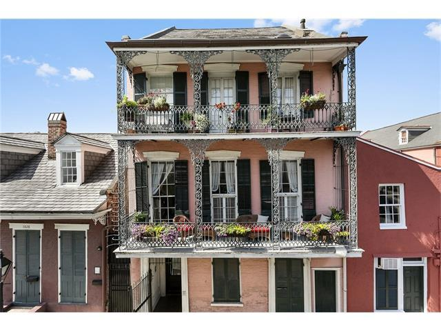 1030 Orleans Avenue C, New Orleans, LA 70116 (MLS #2128408) :: Turner Real Estate Group