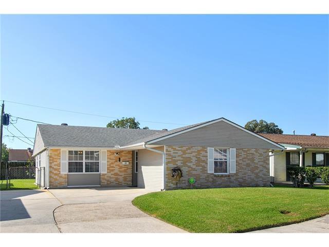 113 Clara Drive, Westwego, LA 70094 (MLS #2128409) :: Crescent City Living LLC