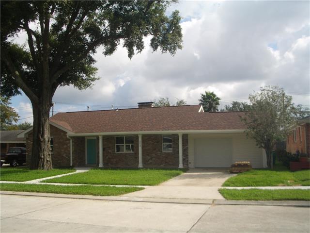 3613 James Drive, Metairie, LA 70003 (MLS #2128433) :: Crescent City Living LLC