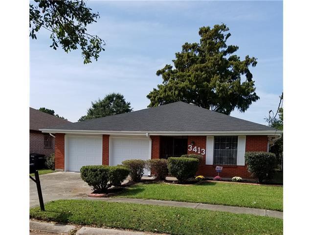 3413 Maine Avenue, Kenner, LA 70065 (MLS #2128434) :: Turner Real Estate Group