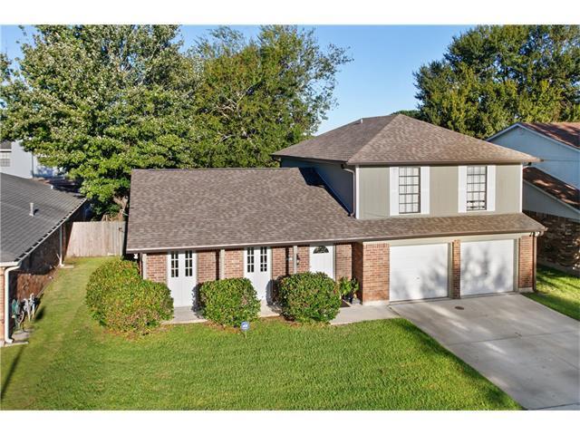 15 Cabernet Drive, Kenner, LA 70065 (MLS #2128537) :: Turner Real Estate Group
