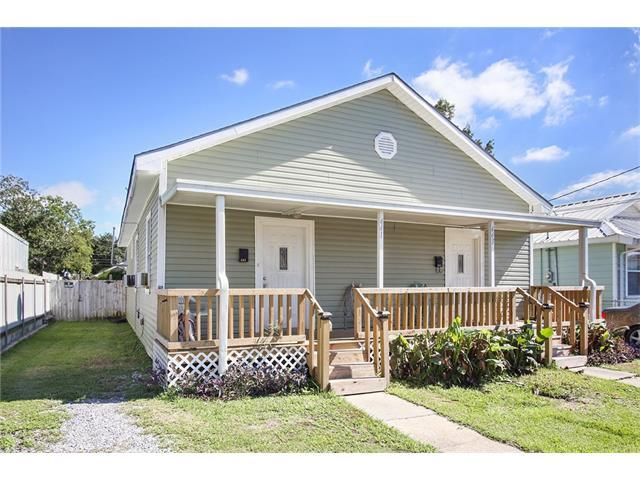 441 Oak Street, Marrero, LA 70072 (MLS #2128567) :: Turner Real Estate Group