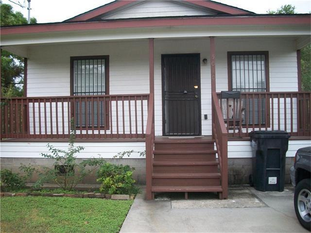 5010 N Dorgenois Street, New Orleans, LA 70117 (MLS #2128580) :: Parkway Realty