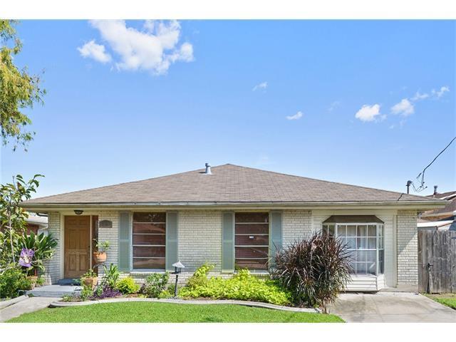 2909 Lemon Street, Metairie, LA 70006 (MLS #2128638) :: Parkway Realty