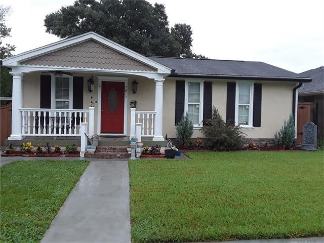 1813 High Avenue, Metairie, LA 70001 (MLS #2128669) :: Turner Real Estate Group