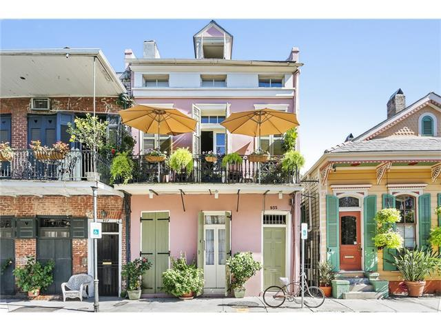 935 Barracks Street #3, New Orleans, LA 70116 (MLS #2128694) :: Parkway Realty