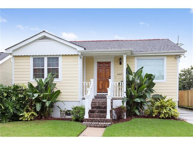 6419 General Diaz Street, New Orleans, LA 70124 (MLS #2128705) :: The Robin Group of Keller Williams