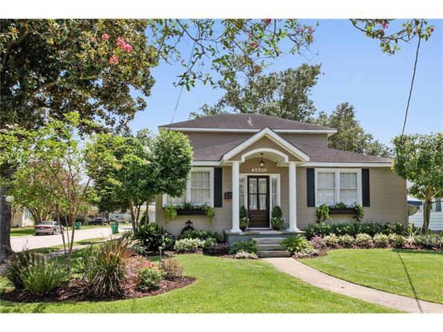 2930 Derbigny Street, Metairie, LA 70001 (MLS #2128767) :: Parkway Realty