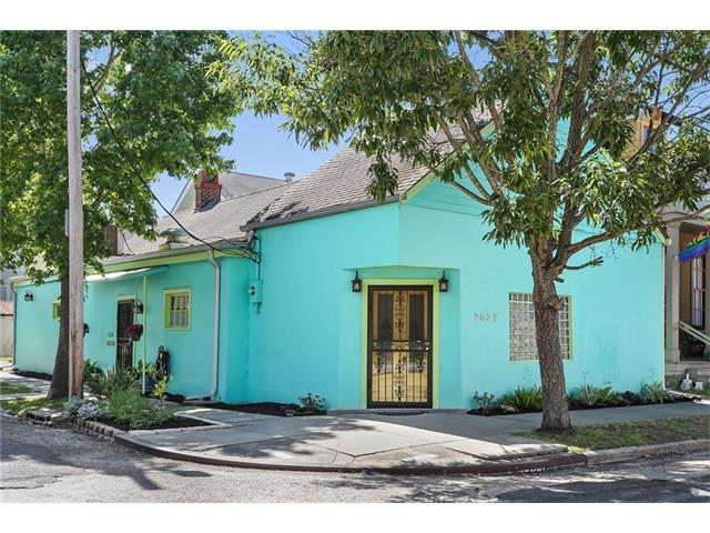 5030 S Liberty Street, New Orleans, LA 70115 (MLS #2128781) :: Amanda Miller Realty