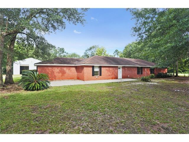 64125 Carey Road, Pearl River, LA 70452 (MLS #2128800) :: Turner Real Estate Group