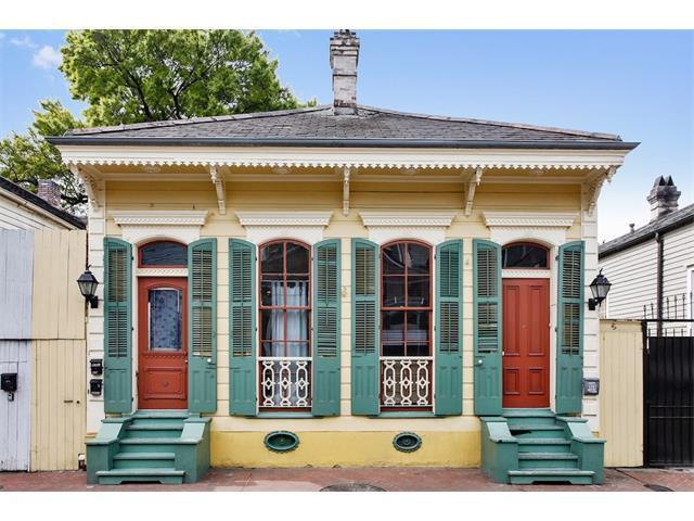918 St Peter Street, New Orleans, LA 70116 (MLS #2128958) :: Amanda Miller Realty