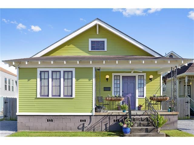 510 S St Patrick Street, New Orleans, LA 70119 (MLS #2128989) :: Amanda Miller Realty