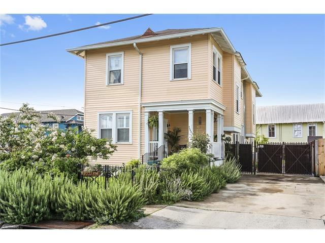 4202 S Galvez Street, New Orleans, LA 70125 (MLS #2129023) :: Turner Real Estate Group
