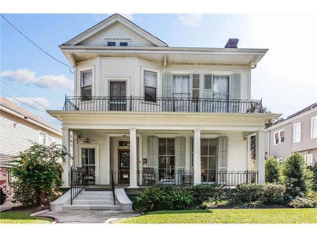 54 Allard Boulevard, New Orleans, LA 70119 (MLS #2129067) :: Turner Real Estate Group