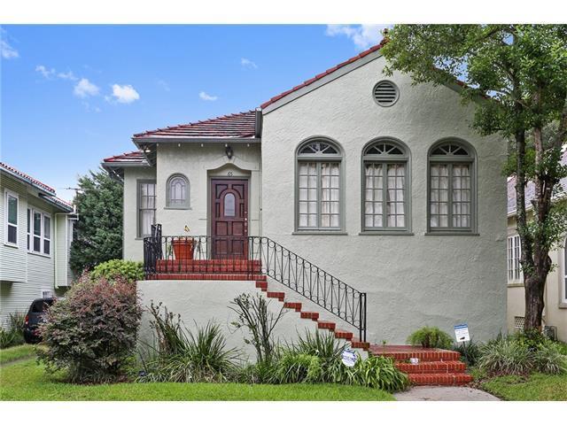 65 Versailles Boulevard, New Orleans, LA 70125 (MLS #2129175) :: Turner Real Estate Group