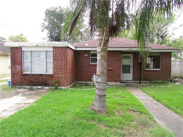 1714 Clay Street, Kenner, LA 70062 (MLS #2129187) :: Turner Real Estate Group