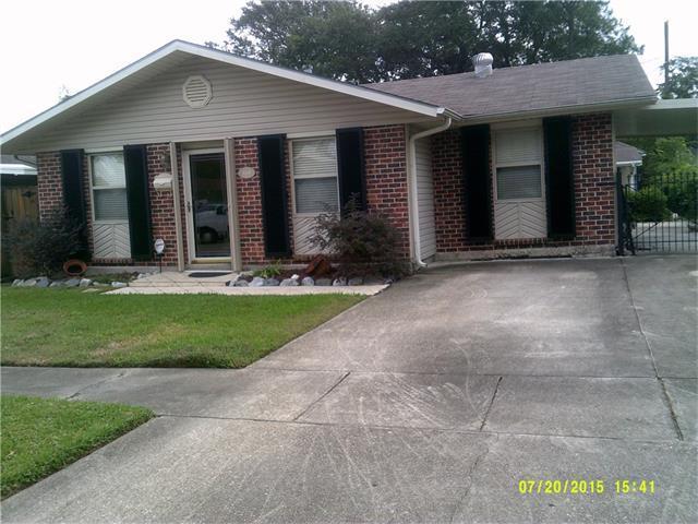 4008 Arkansas Avenue, Kenner, LA 70065 (MLS #2129189) :: Turner Real Estate Group