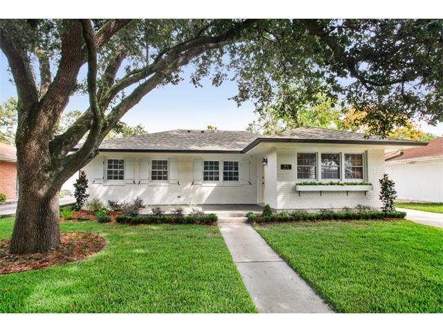 1213 Francis Avenue, Metairie, LA 70003 (MLS #2129225) :: Turner Real Estate Group