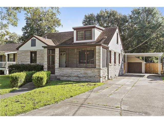 1206 Compromise Street, Kenner, LA 70062 (MLS #2129250) :: Turner Real Estate Group