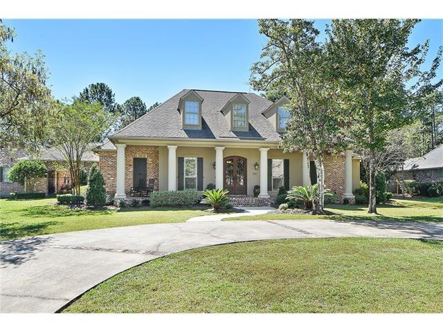 501 Chinquapin Circle, Covington, LA 70433 (MLS #2129307) :: Turner Real Estate Group