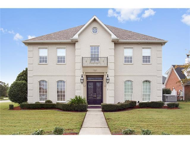 2 Sherbrooke Court, Harvey, LA 70058 (MLS #2129358) :: Turner Real Estate Group