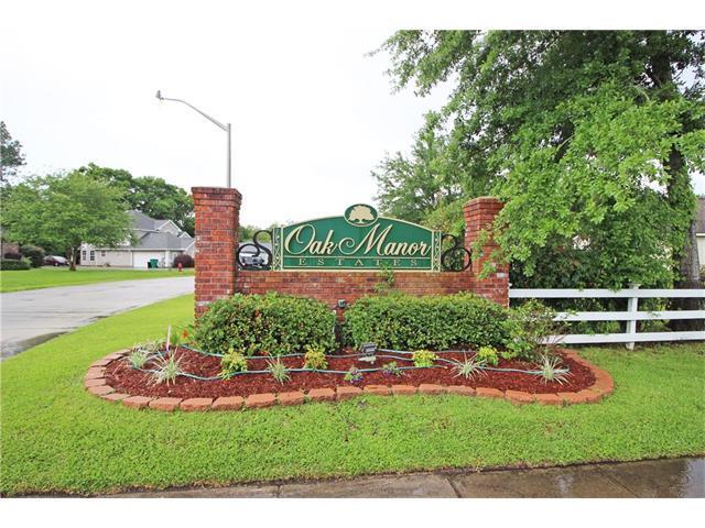 184 Oak Manor Lane, St. Rose, LA 70087 (MLS #2129364) :: Turner Real Estate Group