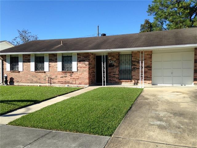 120 Baylor Place, Kenner, LA 70065 (MLS #2129379) :: Turner Real Estate Group