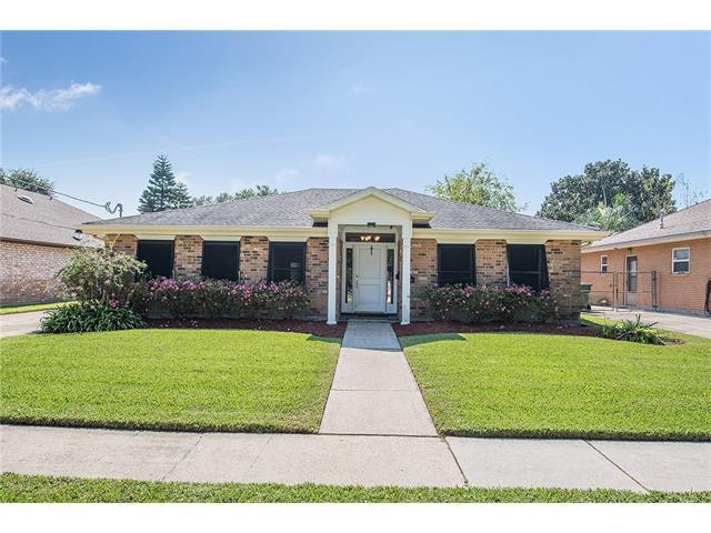 4816 Alphonse Drive, Metairie, LA 70006 (MLS #2129391) :: Turner Real Estate Group