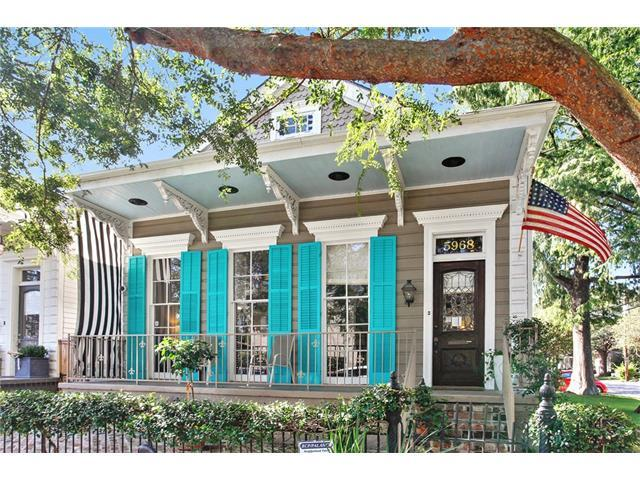 5968 Patton Street, New Orleans, LA 70115 (MLS #2129406) :: Turner Real Estate Group