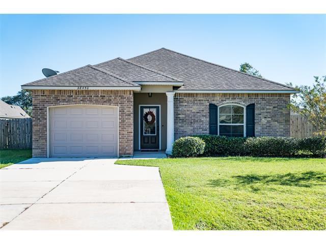 28450 Holiday Drive, Ponchatoula, LA 70454 (MLS #2129415) :: Turner Real Estate Group