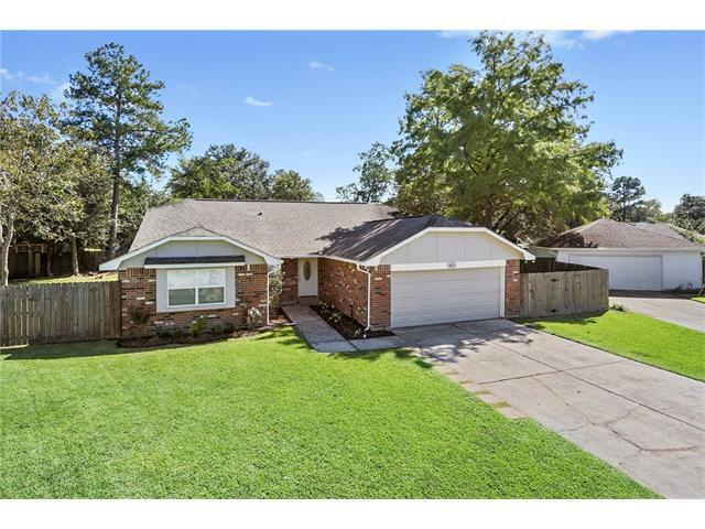 417 Arrowwood Drive, Slidell, LA 70458 (MLS #2129470) :: Turner Real Estate Group