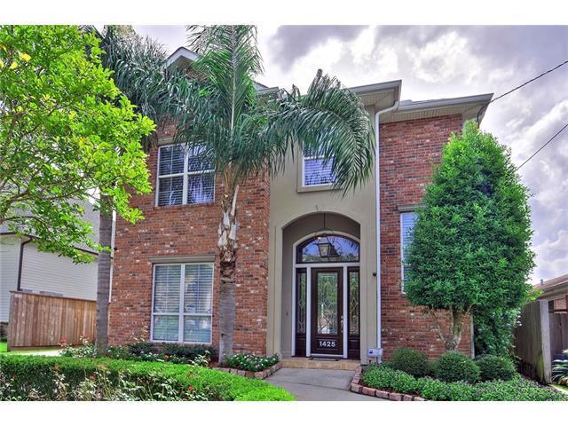 1425 Cherokee Avenue, Metairie, LA 70005 (MLS #2129560) :: Turner Real Estate Group
