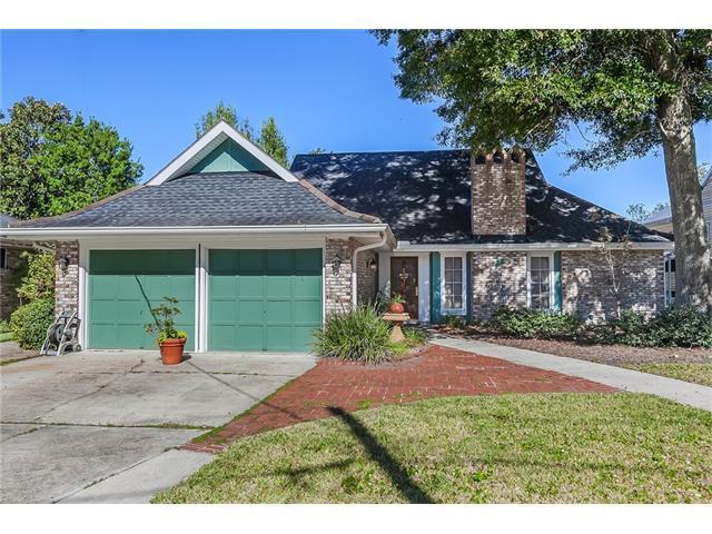 8705 Bocage Place, River Ridge, LA 70123 (MLS #2129652) :: Turner Real Estate Group