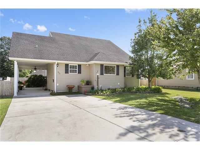 805 N Starrett Road, Metairie, LA 70003 (MLS #2129657) :: Turner Real Estate Group