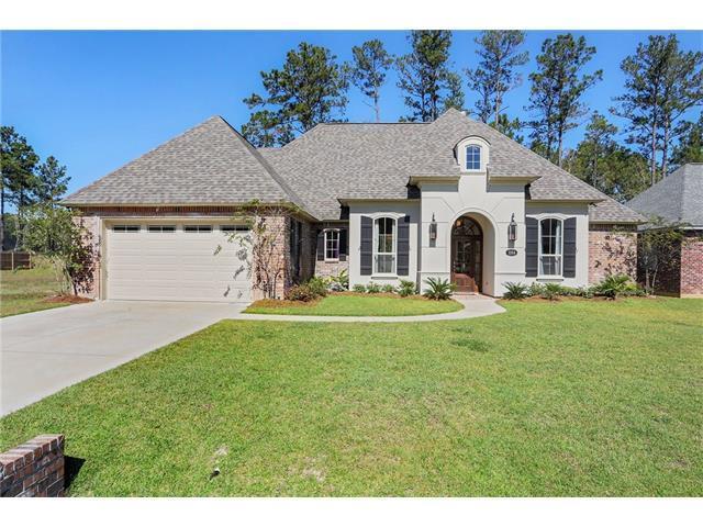 1084 Spring Haven Lane, Madisonville, LA 70447 (MLS #2129658) :: Turner Real Estate Group