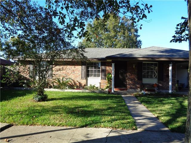 308 Furman Drive, Kenner, LA 70065 (MLS #2129931) :: Turner Real Estate Group