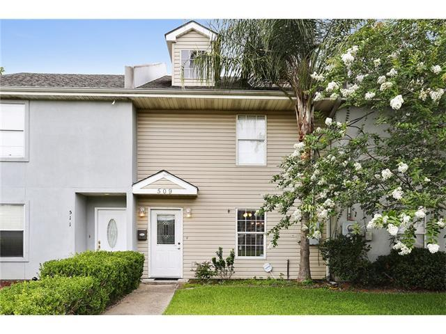 509 Deckbar Avenue, Jefferson, LA 70121 (MLS #2130083) :: Crescent City Living LLC