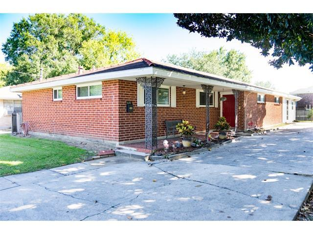 601 Beverly Garden Drive, Metairie, LA 70002 (MLS #2130085) :: Turner Real Estate Group
