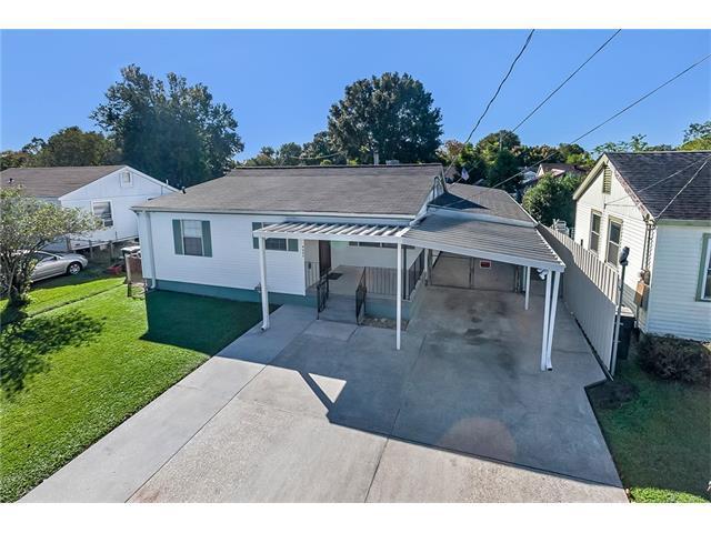 4625 Anson Street, New Orleans, LA 70131 (MLS #2130411) :: Turner Real Estate Group